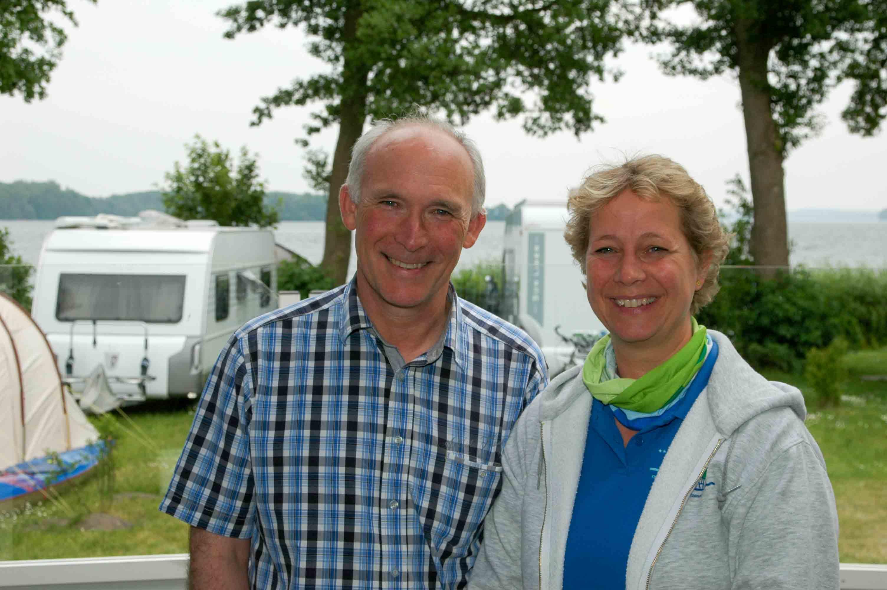 Achim und Anja Kuhnt