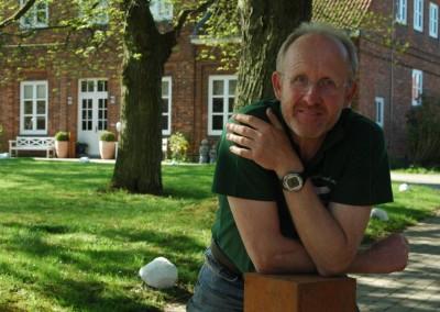 Richard Hoene, Spargelbauer aus Passion
